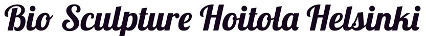 Bio Sculpture Hoitola Helsinki Retina Logo